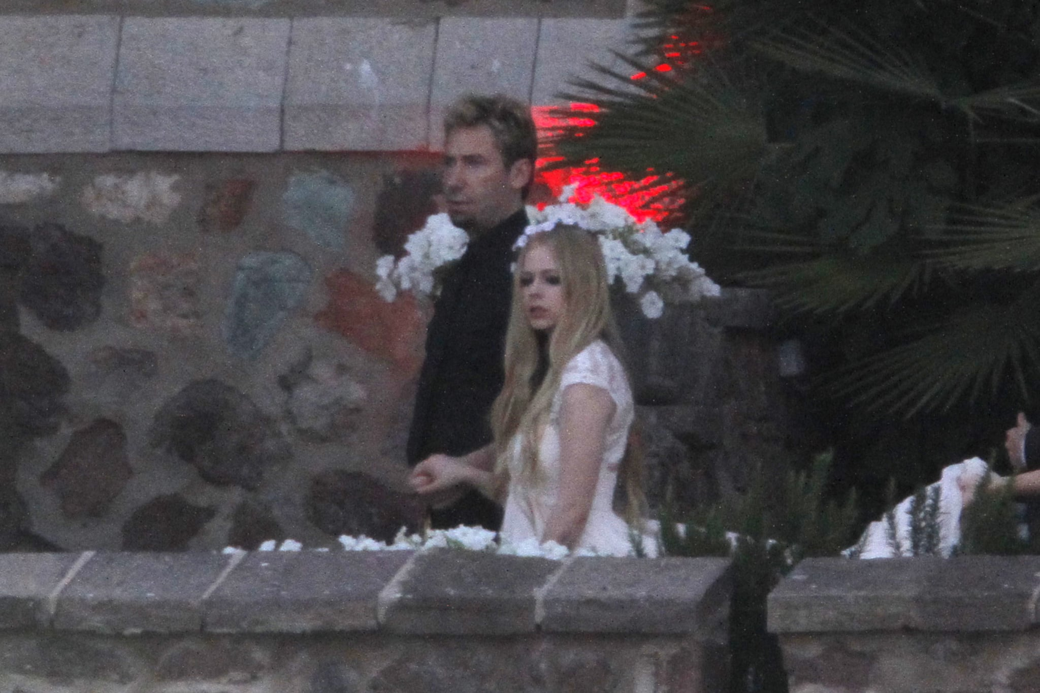 Chad Kroeger And Avril Lavigne 2013