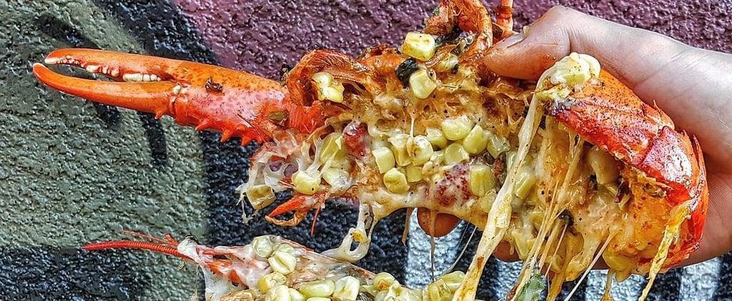 Lobster Elote