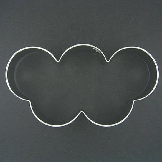 Olympic Rings Metal Cookie Cutter