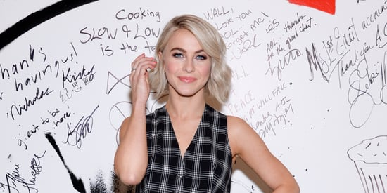 Julianne Hough Was An Extra In 'Harry Potter,' But We Actually Already Knew That