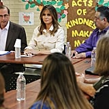 The FLOTUS Had a Roundtable Discussion