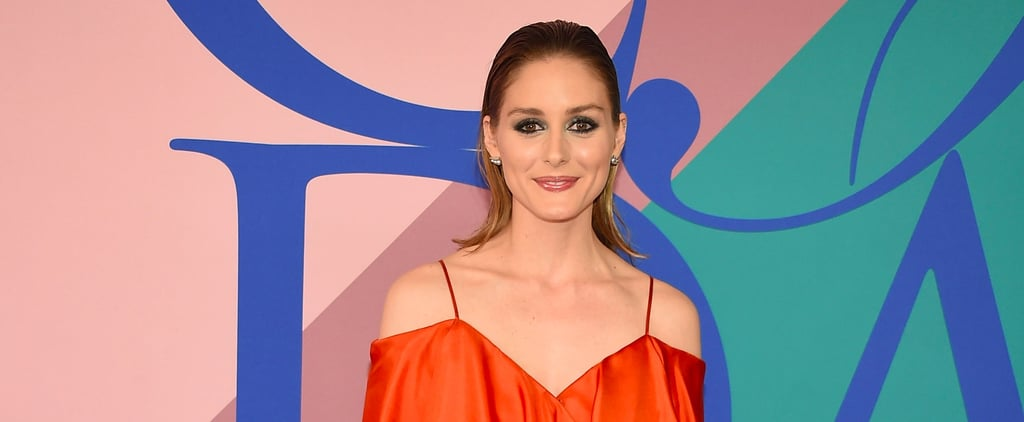 Olivia Palermo Makes a $148 Dress Look Like Gold at the CFDA Awards