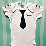 Baby Pilot Onesie
