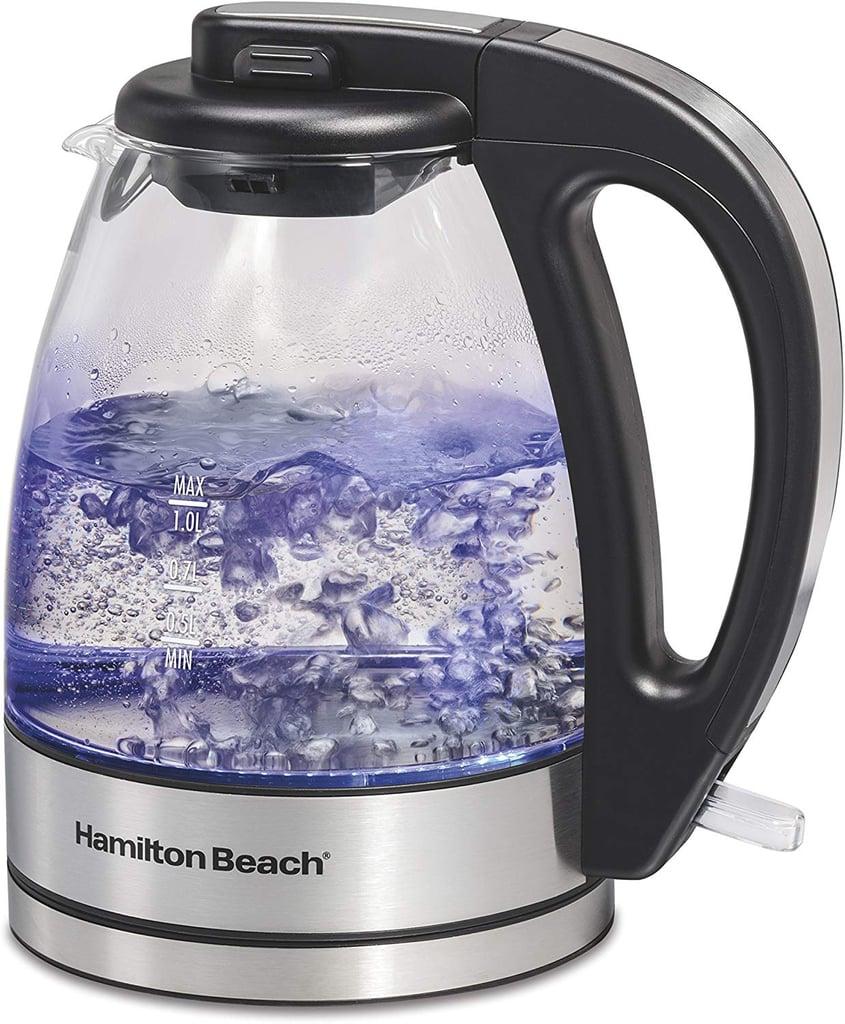 Hamilton Beach 1 Liter Glass Electric Kettle
