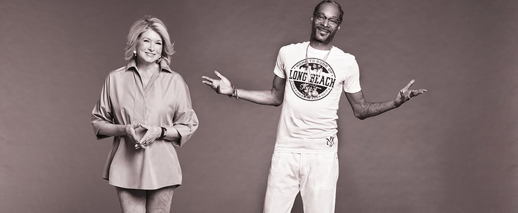 Martha Stewart and Snoop Dogg's Reality Cooking Show