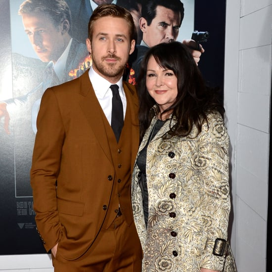Ryan Gosling and Emma Stone at Gangster Squad Premiere