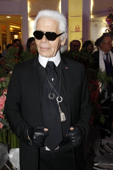 Karl Lagerfeld Confirmed for Macy's Capsule Collection, Launching September 2011