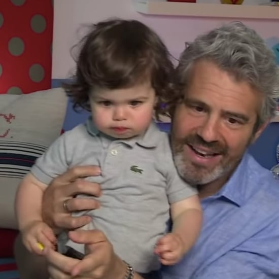 Andy Cohen and Anderson Cooper Introduce Their Sons | Video