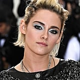 Kristen Stewart Makeup and Hair Met Gala 2016