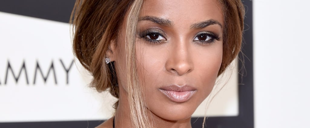 Ciara Looks Stunning With This Mid-2000s Hairstyle