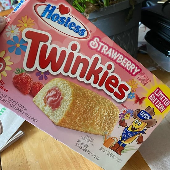Hostess Carrot Cake Donettes, Strawberry Twinkies For Spring