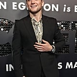 Sexy Taron Egerton Pictures