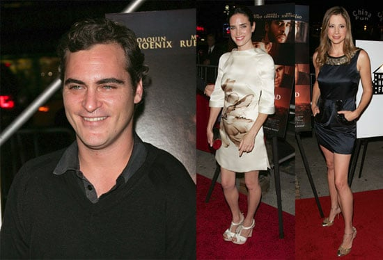 A Fresh Faced Joaquin Premieres Reservation Road