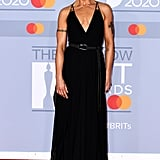 Mel C at the 2020 BRIT Awards Red Carpet