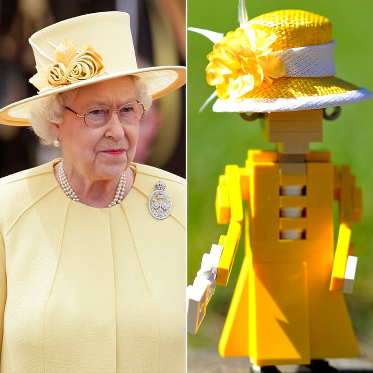 Someone Turned the Royal Family Into Legos, and It's Perfection