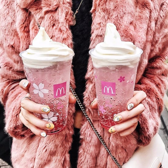 McDonald's Japan Sakura McFloat