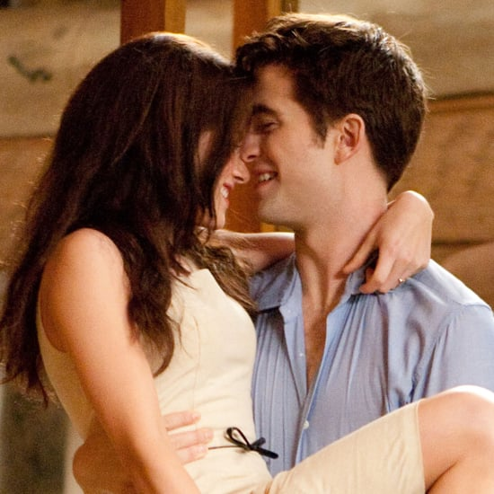 Kristen Stewart and Robert Pattinson Pictures in Breaking Dawn Part 1