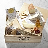 William Sonoma Taste of Europe Cheese Gift Crate ($100)