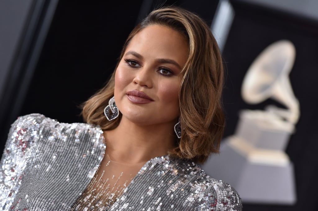 "Chrissy Teigen Calls to ""Normalize Formula"" on Twitter"
