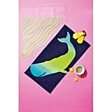 Whale Beach Towel