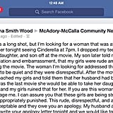 Mom Finds Woman Who Reprimanded Her Daughters on Facebook