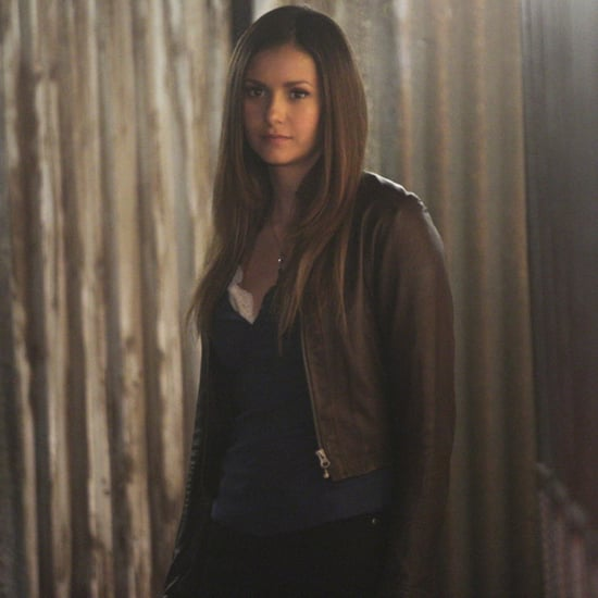 Elena Gilbert on The Vampire Diaries Season 8