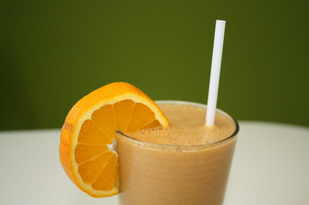 Banana Nectarine Smoothie