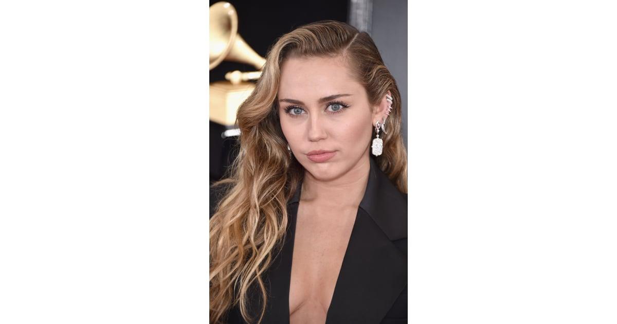 Grammys 2019 Australia: Miley Cyrus At The 2019 Grammys
