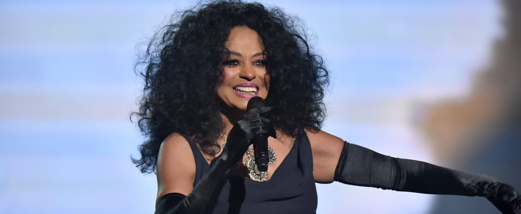 Diana Ross Performing at the 2019 Grammy Awards