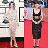Katy Perry and Kate Mara