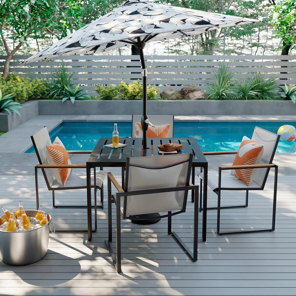 Henning Two-Pack Patio Dining Chair