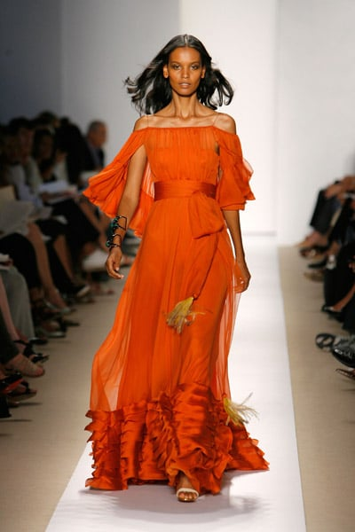 New York Fashion Week, Spring 2008: J. Mendel