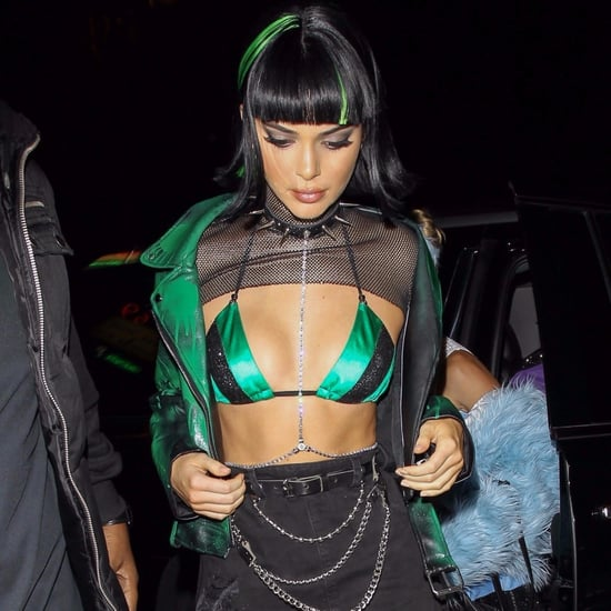 Kendall Jenner's Powerpuff Girl Halloween Costume