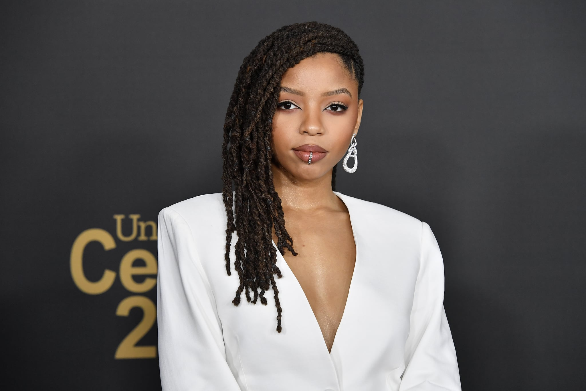 PASADENA, CALIFORNIA - FEBRUARY 22: Chloe Bailey attends the 51st NAACP Image Awards, Presented by BET, at Pasadena Civic Auditorium on February 22, 2020 in Pasadena, California. (Photo by Frazer Harrison/Getty Images)