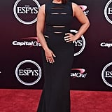 June at the ESPYS