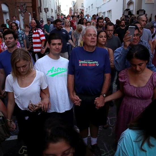 Charlottesville Vigil Photos
