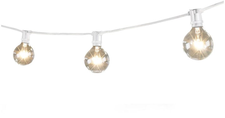 Bulbrite Portland Outdoor String Lights ($49)