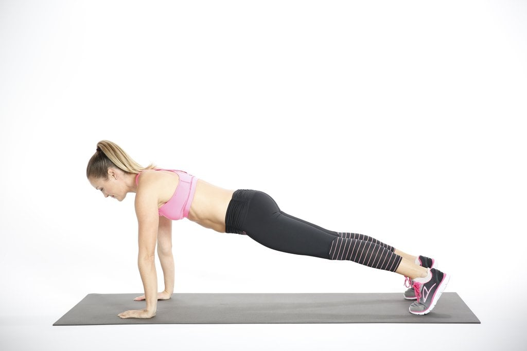 Take It Back to the Basics With This Beginner Ab Workout