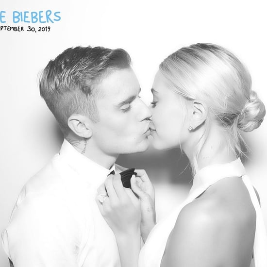 Hailey Baldwin Looks Stunning in Her Wedding Reception Dress