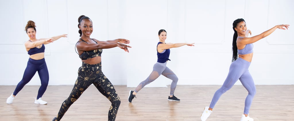 30-Minute Dance & Barre Toning Workout