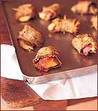 Eggplant and Mozzarella Roll-Ups