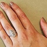 Diamond Dinner Ring ($1,750)