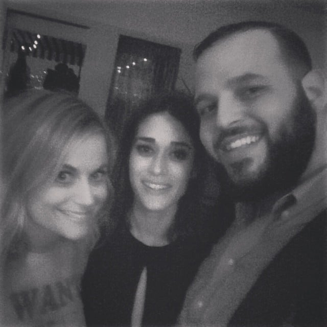 They also took a nice smiley photo. Source: Instagram user whatsupdanny