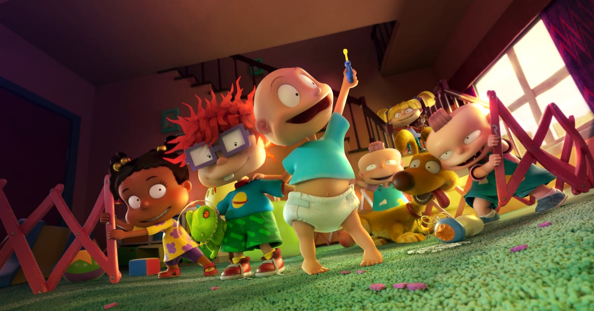 A Rugrats Reboot Is Coming to Paramount+ This Month, Featuring the Original Voice Cast!.jpg