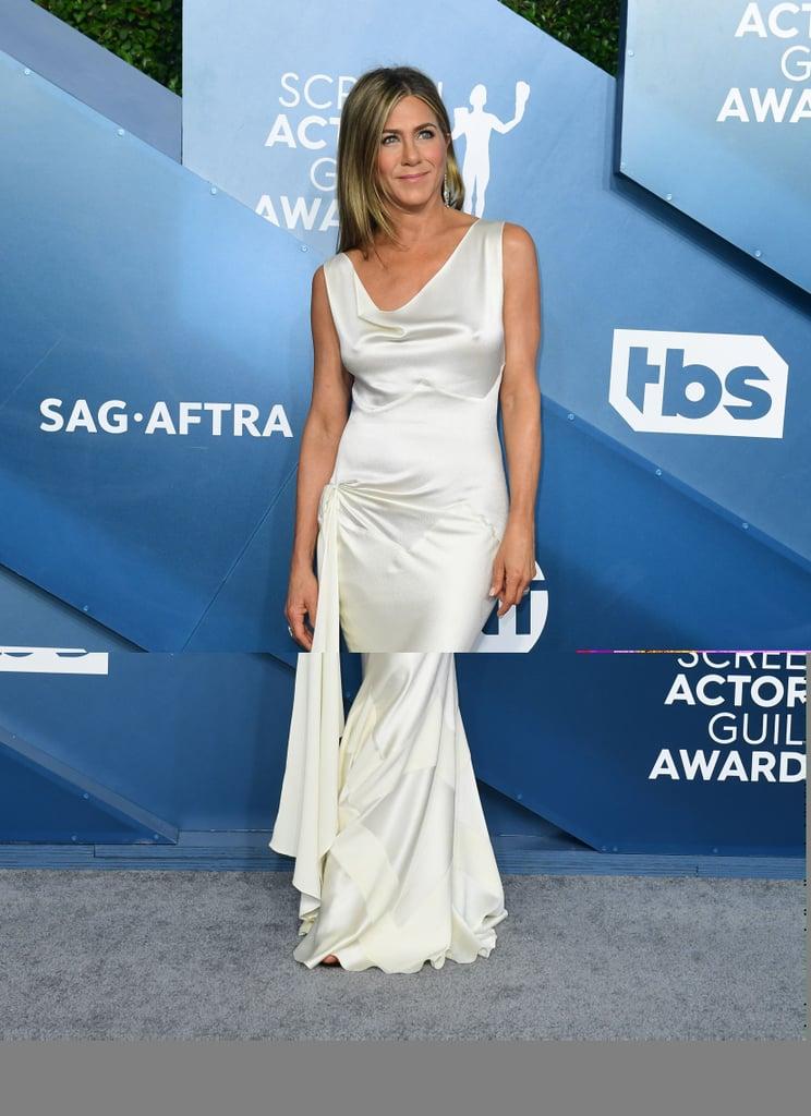 Jennifer Aniston at the 2020 SAG Awards