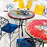 Emilio Mosaic Dining Table
