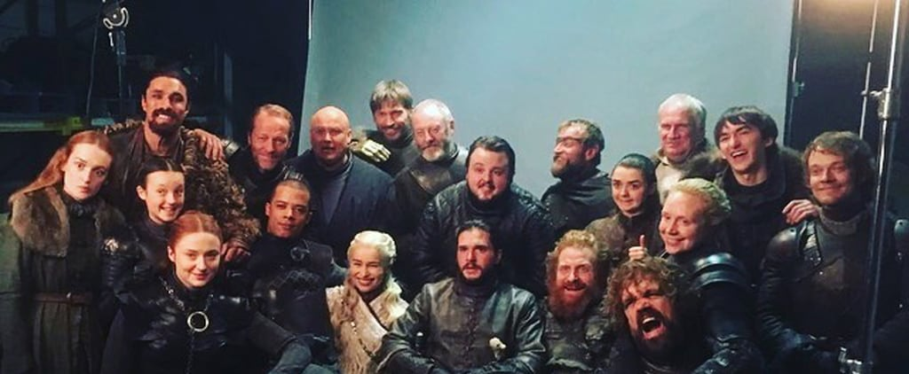 Game of Thrones Cast Finale Instagram Pictures