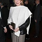 7. When She Sported a Poncho — Again, Before You Did