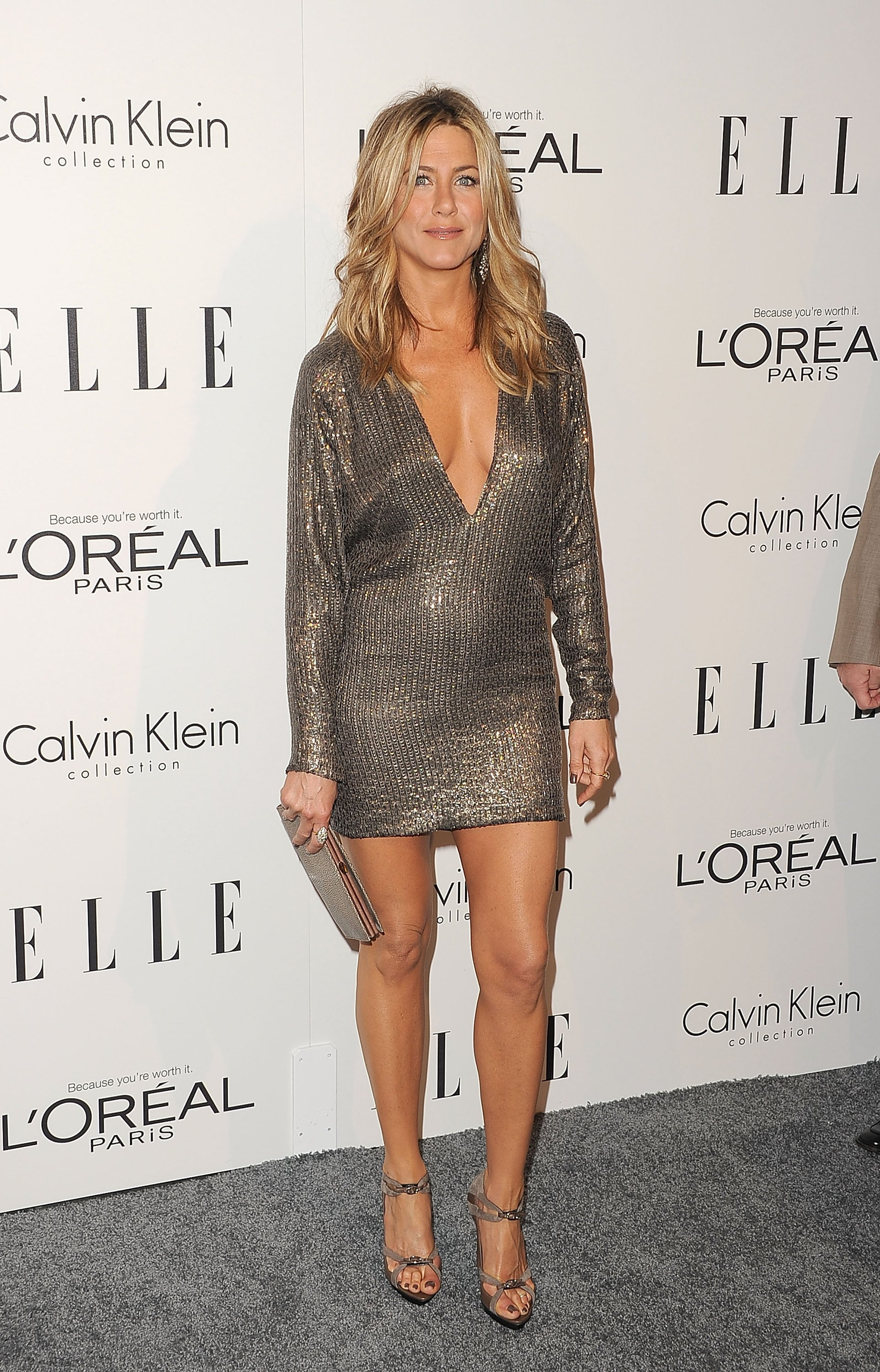 October 2011: Elle Women in Hollywood Gala