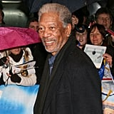 70. Morgan Freeman